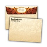 "5.25"" x 7.25"" Premium Uncoated Envelopes"