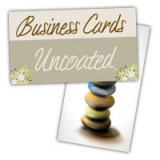 Business Cards 14PT Heavy Cardstock Uncoated