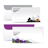 "9.5"" x 4.125"" Premium Uncoated Envelopes"